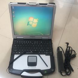 Tela de toque kia on-line-reparo do automóvel de Mitchell do alldata com o hdt 1tb instalado na tela de toque 4g do portátil cf30 para todo o computador do diagnóstico de dados do carro e do caminhão