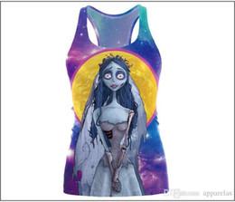 tv weste Rabatt Halloween Pop Pop Kleidung, Lady Star Zombie Bridal Vest Design Typ Kragen Typ U Kragenplatte Selbstkultivierung