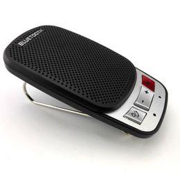 Kablosuz Bluetooth Hands Free Araç Oto Kiti Hoparlör Hoparlör Telefon Visor Klip nereden