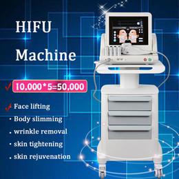 Canada Meilleure vente portable hifu machine hifu minceur Visage et Corps beauté hifu liposonix machine Non-Invasive Anti-Aging Equipment Offre