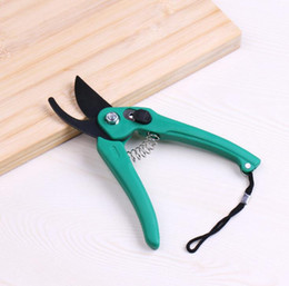 shear cutter Promo Codes - Garden Pruner Powerful Cutting Tools Gardening Pruning Shear Snip Tool Pruner Scissor Branch Cutter Lock Spring SN2841
