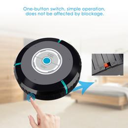robot di vuoto Sconti Home Robot automatico Aspirapolvere Spazzola intelligente per pavimenti Spazzata Mop per polvere Robotica