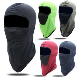 2019 máscara de sombrero de sol de hombres Motocicleta pasamontañas Mascarilla facial temperatura muy a prueba de viento y transpirable Ciclismo Esquí Escudo Anti-UV de los hombres sombreros de Sun máscara de sombrero de sol de hombres baratos