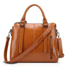 Borse blu carino online-Borsa in pelle PU Moda Donna Luxury Travel Borsa carina Blue Girl Schoolbag Donna Shopping Solid Borsa Summer Bag 2019 Novità