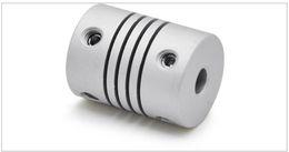 LRD15L20 flexíveis Acoplamentos Diâmetro Printer Stepper Motor Acoplador liga de alumínio Joint Connector 3D CNC DIY Encoder de