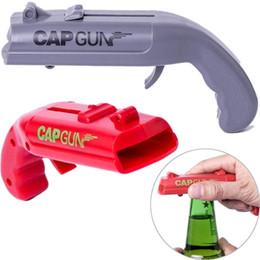 Canada Décapsuleur Creative Cap Gun Launcher Shooter, ouvre-bières en paquet op (Noir, Gris, Rouge) - 5 mètres de plus supplier eco meter Offre