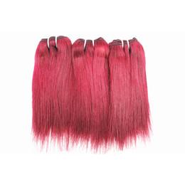 Düz İnsan Saç Uzantıları Perulu Hint Malezya 100% Işlenmemiş İnsan Saç Demetleri Renk Hata 6 inç supplier color bugs hair nereden renk böcek saç tedarikçiler
