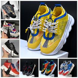резиновая лодка Скидка 2019 цепь 2 кроссовки реакции мужские мужские мужские дизайнерские туфли женские спортивные кроссовки повседневная мода кроссовки с пылью