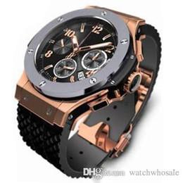 Deutschland 2019 heißer verkauf neue mens luxus qualität automatische bewegung uhr big bang männer mechanische uhren mode sport armbanduhr cheap luxury watches sales Versorgung