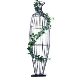 Succulente artificiali Perle Carnose Fiori di vite verdi Appesi a rattan Simulazione di parete Fiore amante Lacrime Piante succulente da