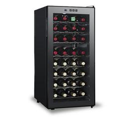 Semiconductor électronique petit intégré température constante vin refroidisseur vin congélateur réfrigéré ventes directes d'usine Panneau de verre trempé ? partir de fabricateur
