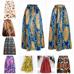 Scoppia merci vendendo moda calda Africa prima di lunghezza corta gonna rossa lunga, gruppo misto di supporto giallo da