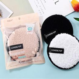 2019 palito de máscara de plástico Toalha de removedor de maquiagem microfibra almofadas de pano removedor de toalha de limpeza rosto maquiagem microfibra removedor de maquiagem toalha de limpeza macia