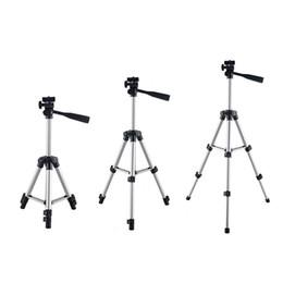 Kamera mini stative online-Outdoor Fishing Lamp Bracket Universal Portable Camera Accessories Telescopic Mini Lightweight Tripod Stand Hold ZZA282