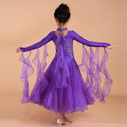 b76ea48db2 Distribuidores de descuento Pink Ballroom Dancing Dresses