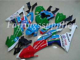 99 ninja zx7r Скидка Новый (литье под давлением) ABS обтекатель комплекты подходят для (Yamaha YZF-R6) 2008 2009 2010 2011 2012 обтекатели набор цвет