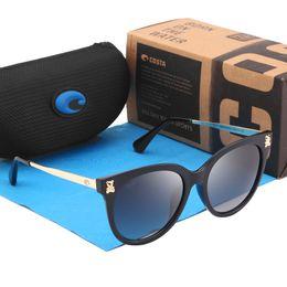 2019 ce occhiali da sole Brand Design New Polarized Cat Eye Occhiali da sole da donna TAC Lens Ladies Occhiali da sole per donna Tonalità Occhiali da donna Oculos CE sconti ce occhiali da sole