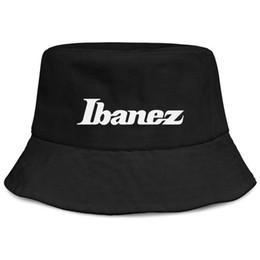 Womens Mens Plain einstellbare Ibanez Gitarren Logo Hip Hop Cotton Snapback Hut Sommer Hüte Military Caps Airy Mesh Hüte für Männer Frauen von Fabrikanten