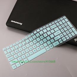 Teclados de laptop acer on-line-15.6 Polegada Protetor Da Pele Da Tampa Do Teclado Do Laptop Para Acer Predator Helios 300 Série G3-573 Triton 700 Nitro 5 Ph317 Vx5 Vx15 T190619