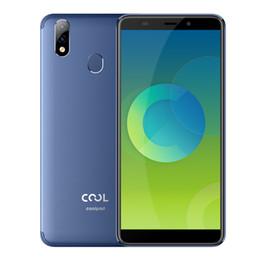 2019 coolpad handys Ursprüngliches Coolpad kühlen 2 4G LTE Handy 4GB RAM 64GB ROM MT6750 Octa-Kern-Android-5,7 Zoll 13.0MP Fingerabdruck-Identifikation intelligenter Handy ab rabatt coolpad handys