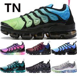 PLUS TN Top Qualität Männer Frauen Schuhe Aurora grün wahre Geist teal Regenbogen Trauben gebleichter aqua mens Trainer Turnschuhe laufen