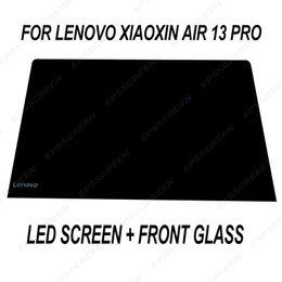 Pin lenovo on-line-Para lenovo 710s xiaoxin pro FHD LCD LED Assembléia Tela + vidro frontal + moldura painel de 30 pinos + quadro LP133WF4 SPB1 LQ133M1JW15-E