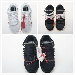 Toptan Prestos 2.0 Koşu Ayakkabıları Beyaz Erkek Kadın 10 Tasarımcı Üçlü Beyaz Siyah Nefes Sneaker AA3830 Boyutu ABD 5.5-11 cheap mens sneaker wholesale nereden mens spor ayakkabı toptan ticareti tedarikçiler