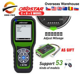 OBDStar x100 pro Auto Key Programmer X100 PROS C + D + E IMMO + Odómetro + OBD x100 pros con eeprom como regalo Herramienta de corrección del odómetro desde fabricantes