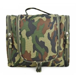 233f2a6121 Top-quality Camouflage Color Large Waterproof Cosmetic Bag