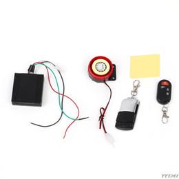 peças de carros de controle remoto Desconto 1PC Electrical Ignition Scooter Segurança Car Alarm System Remote Control 12V Anti-roubo da motocicleta da motocicleta da bicicleta Parts- G6KC