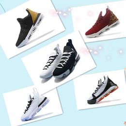 2019 yeni moda basketbol ayakkabıları spor sepet topu orijinal mens chaussure de 16 s sneakers izle taht kral oreo 16 s cheap watch balls nereden topları izle tedarikçiler