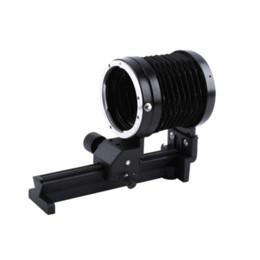 Pour Canon EOS EF Monture Caméra Macro Soufflet Lentille Extension Trépied Extension Soufflet en gros ? partir de fabricateur