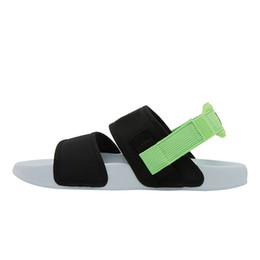 Canada 2019 Leadcat YLM Lite Sandales pour Hommes Femmes Triple Noir Blanc Vert Designer Plateforme De Mode Sandales Rihanna Chaussons De Plage Chaussures 36-44 supplier lite shoes Offre