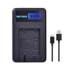 Ladegerät np online-LCD Display USB Ladegerät für LI 40B LI-42B Akku für Fuji NP-45 NP 45 NP45 NP 45A 45B 45S EN-EL10