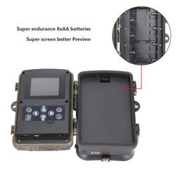 домашнее видео скрытая шпионская камера Скидка HD 12MP камера для охоты на животных Водонепроницаемая инфракрасная видеокамера ночного видения с 120 широкоугольной камерой