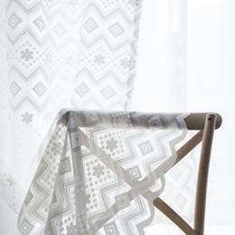 Frischer und reizender Vintager Blumenmustervorhang, moderne unbedeutende Normallackjacquardschirme, kluge Schönheit, verwendbar für Schlafzimmer, Balkon von Fabrikanten