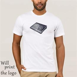 placas de som Desconto Legal camiseta Engenheiro artista Audio Mixer Sound Board A
