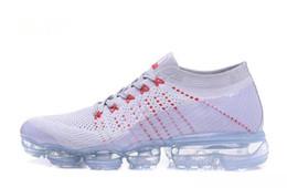 Buenas zapatillas para correr online-2019 Buena calidad zapatillas de deporte masculino mujer vmth exterior correr zapatos negro blanco deporte Shock Jogging caminar senderismo zapatillas deportivas