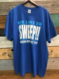 blaues baseball t-stück Rabatt Fashion Mens Blue Tshirt T-Shirt Kurz SShort-Sleeveve Baseball Größe Extra Large