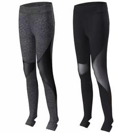 leggings ajustados de sexo gratis Rebajas Mujeres pantalones de yoga 2019 nuevos trajes para damas deportes leggings completos pantalones para mujeres ejercicio fitness wear niñas diseñador de la marca correr leggings
