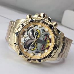 2020 observa tendências Relógios invicta dos homens Luxo Forma estilo clássico Assista INVICTA Relógios Fashion Trend mostrador Homens Relógio Relógio de luxo desconto observa tendências