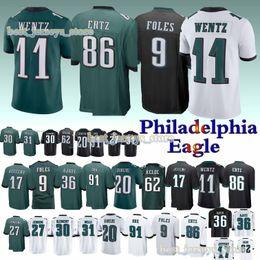 2019 philadelphia eagles jerseys Jersey Philadelphia Philadelphia 11 Carson  Wentz 9 Nick Foles 86 Zach Ertz 5227e1ec541