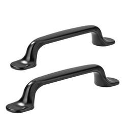 "3/"" Satin Nickel Kitchen Cabinet Drawer Pull Handle HardwareStyle #440 pack"