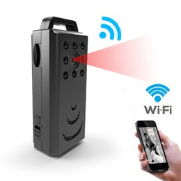 2019 kamera q6 Tragbarer Clip HD 1080P Mini Kamera Wifi IP Kamera S92 IR Nachtsicht MINI DV DVR Unterstützung Bewegungserkennung Home Security Camcorder