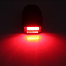 Argentina Deemount Luz trasera de la bicicleta + Alarma antirrobo Carga USB Control remoto inalámbrico LED Lámpara de cola Buscador de bicicleta Linterna Sirena Advertencia Suministro