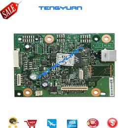 placa de formatador hp Desconto 1X 95% original novo CE831-60001 placa de formatação PCA Assy lógica placa Board principal para HP M1136 M1132 1132 1136 M1130 em peças de impressora