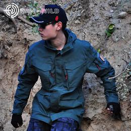 veste de combat de l'armée Promotion Veste de coupe-vent tactique de vestes camouflage de vêtements de l'armée américaine de haute qualité manteau M65 New US Army CS Combat