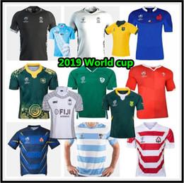 camiseta de fútbol de australia Rebajas Camiseta de rugby fiji 2019 camiseta de Nueva Zelanda 19 20 Copa Mundial de Japón Australia Sudáfrica Gales Argentina Camiseta de rugby Samoa s-3xl