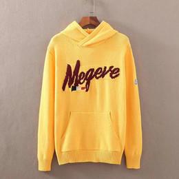 729180b95cfb4 свитера мужские с пуловером шерстяные Скидка 2019 мода мужчина и женщина  дизайнер свитер высокое качество длинные