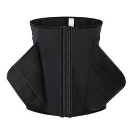 bda70ca4d09 Women Neoprene Waist Corset Shapewear Body Shapers Sport Waist Trainer  Tummy Shaper Steel Boned Waist Cincher Control Belts XS-6XL affordable boning  waist ...